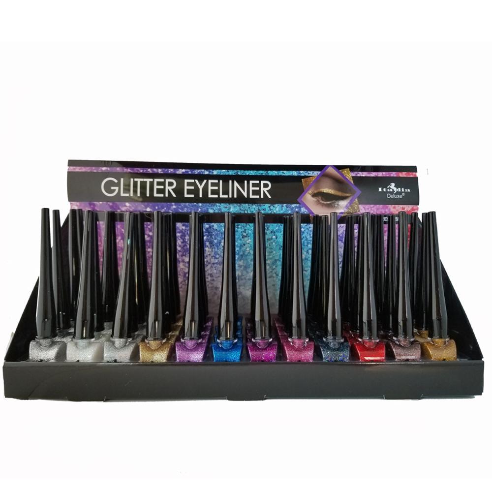 Italia Deluxe Glitter Eyeliner 4 Dz