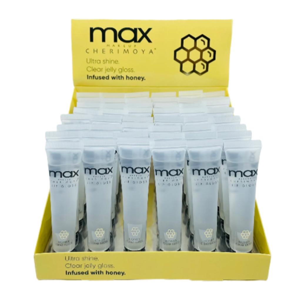 Max High Pigment Lipgloss-Nudes   PrivateGirlcosmetics